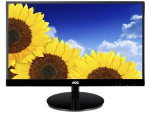 "AOC i2369V Glossy Black 23"" 6ms IPS-Panel Widescreen LED Backlight Monitor 250cd/m2 DC50.000.000:1(1000:1)"