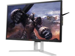 "AGON AG271QG Black/Red 27"" G-sync LED Backlight IPS Gaming Monitor, 2560 x 1440, 16:9 Aspect Ratio, 50000000:1, 350 ..."