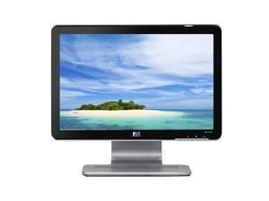 "HP W1707 Black 17"" 8ms Widescreen LCD Monitor Built-in Speakers"