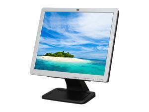 """HP Compaq LE1711 Silver 17"""" 5ms  LCD Monitor"""