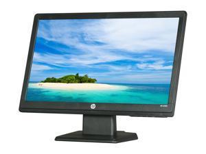 """HP A5V72A8#ABA LV1911 (A5V72A8#ABA) Black 18.5"""" 5ms Widescreen LED Backlight LED-Backlit LCD Monitor"""