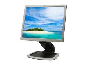 "HP L1950 Carbonite black and silver 19"" 5ms LCD Monitor"