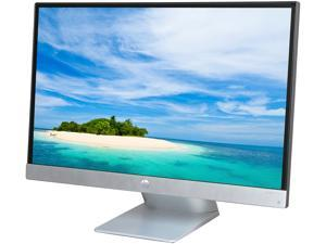 "HP Pavilion 27xi Silver / Black 27"" 7ms IPS HDMI LED Backlight LCD Monitor 250 cd/m2 10,000,000:1"