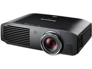 Panasonic PT-AE8000U 1920x1080 FHD 2400 ANSI Lumens, 2xOptical Zoom, Triple HDMI Inputs, 3D Ready LCD Home Theater Projector