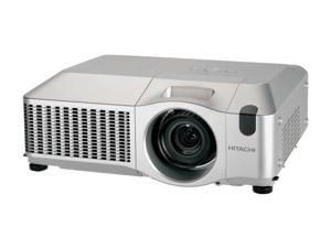 HITACHI CP-X809 XGA 5000 ANSI Lumens 3LCD Projector w/Wireless Network