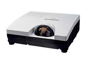 HITACHI CP-DW10N WXGA 2000 ANSI Lumens Short Throw 3LCD Projector