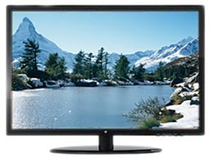 "V7  LED215W2S-9N  Black  22""  5ms  Widescreen LED Backlight LCD Monitor Built-in Speakers"