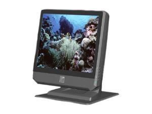"ELO TOUCHSYSTEMS 17B2 Black 17"" USB AccuTouch Touchscreen Monitor Built-in Speakers"