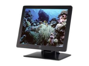 "ELO TOUCHSYSTEMS 1517L (E953836) Black 15"" USB iTouch Desktop Touchmonitor"