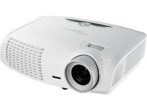 Optoma HD25-LV HD 1920 x 1080, 3500 Lumens, Comprehensive Inputs, SRS Surround Sound, 3D Ready Home Theater Projector
