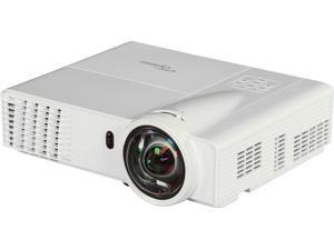 Optoma W306ST DLP 3D Projector