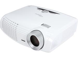 Optoma HD25E FHD 1920x1080 2 HDMI Inputs 2800 ANSI Lumens 3D DLP Home Theater Projector