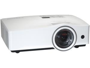 Optoma ZX212ST (1024 x 768) 2300 lumens&#59; Short Throw&#59; HDMI /USB/SD Card&#59; MS Office Viewer&#59; 3-yr Warranty DLP Projector