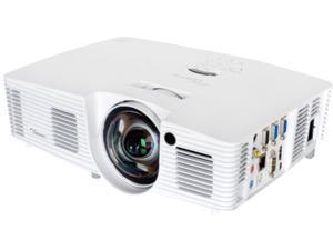 Optoma X316ST 1024 x 768 3200 lumens DLP Projector