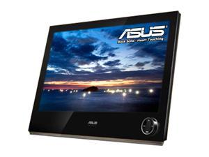 """ASUS LS246H Black 23.6"""" 2ms(GTG) Seamless Front Bezel Widescreen LCD Monitor"""