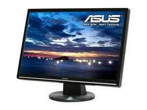 "ASUS VW224U Black 22"" 2ms(GTG) Widescreen LCD Monitor"