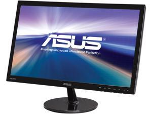 "ASUS VS Series VS228H-P Black 21.5"" 5ms HDMI LED Backlight Widescreen LCD Monitor"