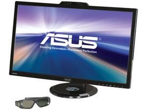 "ASUS VG Series VG278H Black 27"" 2 ms (Gray to gray) Widescreen LED Backlight LCD Monitor Built-in Speakers"