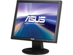 "ASUS VB178T Black 17"" 5ms LED Backlight LCD Monitor Built-in Speakers"
