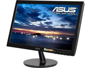 "ASUS VS Series VS197D-P Black 18.5"" 5ms Widescreen LED Backlight LCD Monitor"