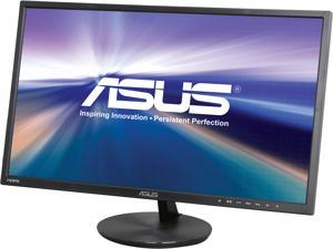 "ASUS VN248H-P Super Narrow Bezel Black 23.8"" 5ms (GTG) HDMI Widescreen LED Backlight LCD Monitor IPS"