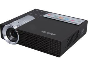 Asus P2E 1280x800 WXGA 350 ANSI Lumens, HDMI/MHL Inputs, Auto Keystone Correction, Kensington Security, Short Throw Mini Portable LED Projector