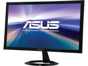 "ASUS VX228H Black 21.5"" 1ms (Gray to Gray) HDMI Widescreen LED Backlight Full HD 1080p Monitor"