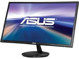 "ASUS VN247H-P Black 23.6"" 1ms (GTG) HDMI Widescreen LED Backlight LCD Monitor"