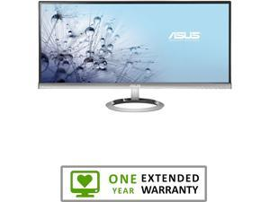 "ASUS Designo Series MX299Q-12 29"" 5ms (GTG) HDMI Widescreen LED Backlight Cinematic LCD Monitor AH-IPS"