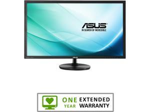 "ASUS VN289H Black 28"" 5ms (GTG) HDMI Widescreen LED Backlight Tilt adjustable LCD Monitor w/ eye-care function With 1 Year Extended Warranty"