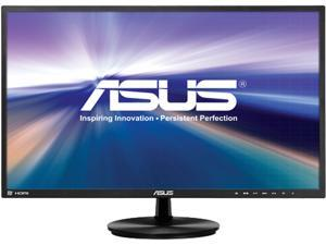 "Asus VN248Q-P Super Narrow Frame 23.8"" 5ms (GTG) Widescreen LED Backlight LCD Monitor IPS 80,000,000:1, DisplayPort, HDMI, Built-in Speakers"