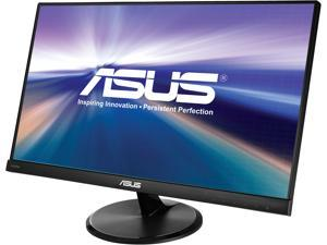 "ASUS VC239H Slim Bezel Black 23"" 5ms (GTG) HDMI Widescreen LED Backlight LCD Monitor IPS , 80,000,000:1 Built-in Speakers"