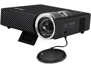 Asus B1MR Black Portable LED Projector, 1280 x 800, 10000:1, 900 ANSI Lumens, HDMI&D-sub&USB, Built-in Speaker