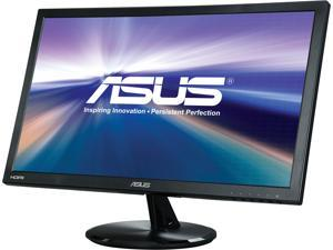 "ASUS VP228H Black 21.5"" 1ms HDMI Widescreen LED Backlight LCD Monitor"