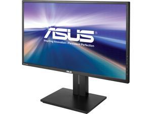 "ASUS PB277Q 27"" 1ms (GTG) TN Panel Widescreen LCD/LED Monitor, Height, Tilt, Pivot and Swivel Adjustment, Built-in Speakers, Extensive Connectivity with Native WQHD Content"
