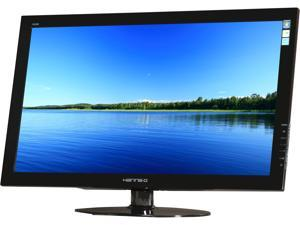 "Hanns-G HL248DPB Black 23.6"" 5ms Widescreen LED Backlight LCD Monitor Built-in Speakers"