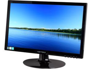 "Hanns-G HL229DPB Black 21.5"" 5ms Widescreen LED Backlight LCD Monitor Built-in Speakers"