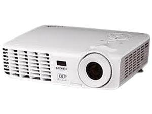 "Vivitek D517 Single 0.55"" DLP Technology by Texas Instruments Great value high brightness ultra mobile projector"