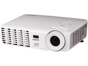 "Vivitek D518 Single 0.55"" DLP Technology by Texas Instruments Ultra mobile digital projector for brilliant presentations"