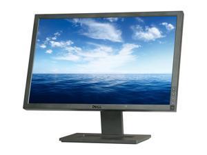 """Dell E-Series E2210 Black 22"""" 5ms Widescreen LCD Monitor"""