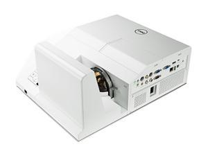Dell S500wi 1280 x 800 3200 ANSI Lumens (Max.) DLP Interactive Ultra Short Throw Projector