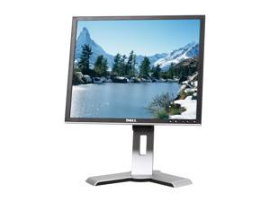 "Dell 1908FPc Black/Silver 19"" 5ms LCD Monitor"