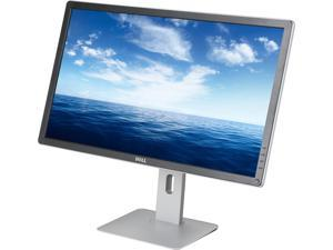 "Dell Professional P2714H Black 27"" Widescreen LED Backlight LCD IPS Monitor, 1920 x 1080, 1000:1, 300cd/m2, HDMI&D-Sub&DVI&USB, Height, Pivot, Swivel, Tilt"
