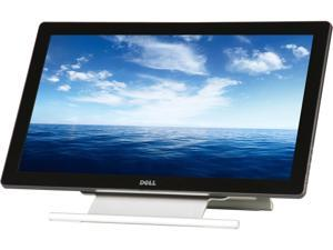 "Dell P2314T Black 23"" IPS 8ms (GTG) Touchscreen LCD/LED Monitor, 270 cd/m2 8000000:1, USB 3.0 Port with 10 Touch Points Function with Smooth Operation"