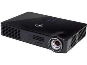 Dell M900HD 1280 x 800 WXGA 900 Lumens Wireless Display (WiDi) & Miracast Features, Portable LED Projector