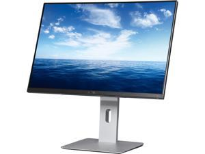 "Dell U2415 Black 24.1"" 6ms (GTG) Dual HDMI Widescreen LCD Monitor IPS 300 cd/m2 DCR 2,000,000:1 (1000:1), height & Pivot adjustable, Built in USB 3.0 Hub"