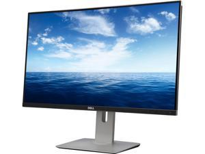 "Dell U2715H Black 27"" 2K Widescreen LCD IPS Monitor, 2560 x 1440, 1000:1, 350cd/m2, HDMI&USB Display Port, Height, Swivel, Tilt"