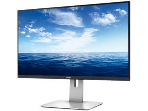 "Dell UltraSharp U2515H 25"" 6ms WQHD  Widescreen LED Backlight LCD Monitor IPS panel  350 cd/m2, HDMI/MHL, DisplayPort, USB3.0Hub, Height&Pivot adjustable"