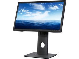 "Dell Professional Series P2017H 20"" Black IPS LED Monitor 1600 x 900 6ms Response Time Flicker Free Technology 250 cd/m2 1000:1 HDMI VGA Display Port"