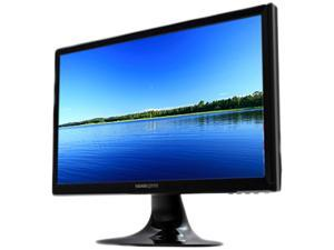 "HANNspree HF Series HF205DPB-RB Black 20"" 5ms Widescreen LCD Monitor Built-in Speakers"